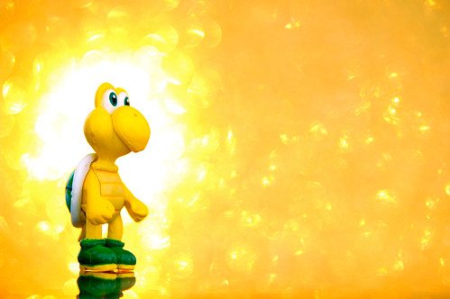 favorite game yellow fun toy photo video image very bokeh... (Photo: JD Hancock on Flickr)