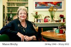 || RIP || Maeve Binchy || A TRIBUTE ||
