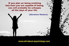 Abraham Maslow Quote (2)