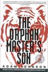 Johnson, Adam - The Orphan Master's Son (2011 ARC)