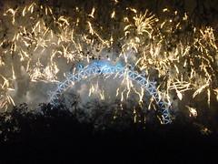 New Years Eve 2011 London