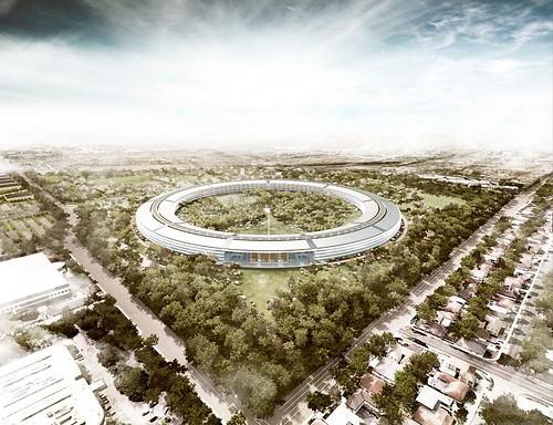 Apple Inc.  New Headquarters
