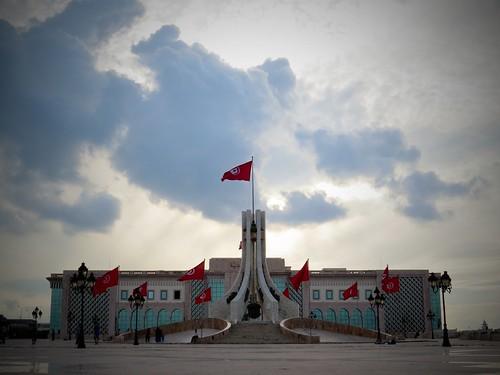 Place du Gouvernement, Tunis