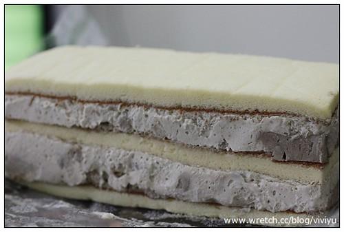 [試吃]不二家.真。芋頭蛋糕~當甲仙芋頭遇上法國奶油 @VIVIYU小世界