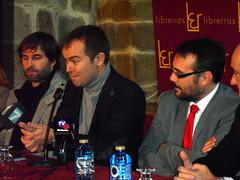 """Javier Sierra presenta """"El ángel perdido&..."""