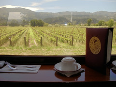 Napa Valley Wine Train, Napa Valley, Californi...