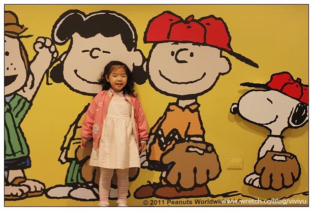 [展覽]史努比博物館經典展~京華城展出中 @VIVIYU小世界