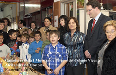 Belén Vicente Aleixandre, Móstoles