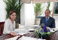 El Presidente recibió a Josefina Vázquez Mota ...