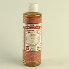 Pure-Castile Soap, Eucalyptus