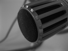 Microphone Is Hot