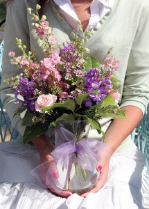 Sweetheart Floral Bouquet
