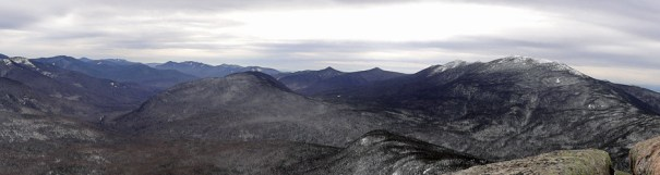 Mt. Garfield Summit Panoramic