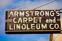 Armstrong's Carpet and Linoleum Co