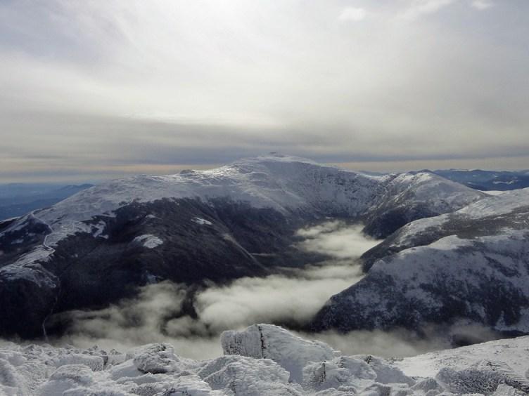 Mt. Washington from Mt. Adams