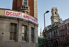 Occupy London - Shoreditch Magistrates' Court,...