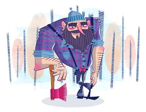 Lumberjack!