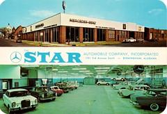Star Automobile Co., Mercedes-Benz, Birmingham, AL