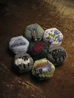 Bee Keeper's Quilt: Tiny Owl Knits pattern hon...