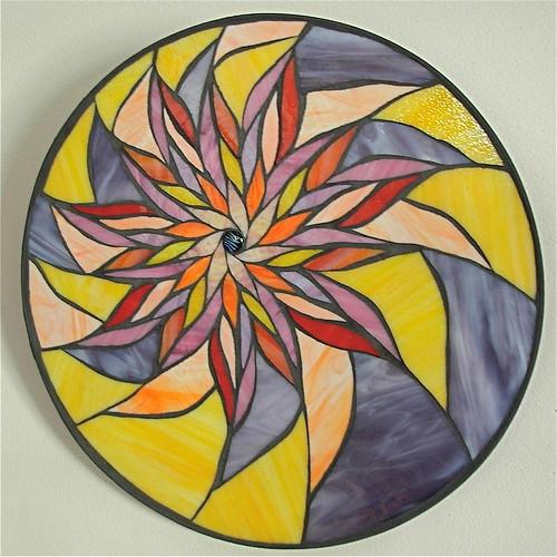 Forgiveness Mandala by Wayne Stratz
