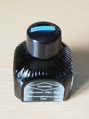 Diamine Kensington Blue - Close Up