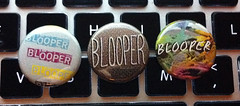 Blooper badges