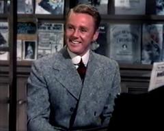 Van Johnson in ''In The Good Old Summertime'' 1949