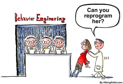 Behavior Engineering and programming psychology
