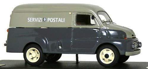 I.V. Fiat 615 Poste