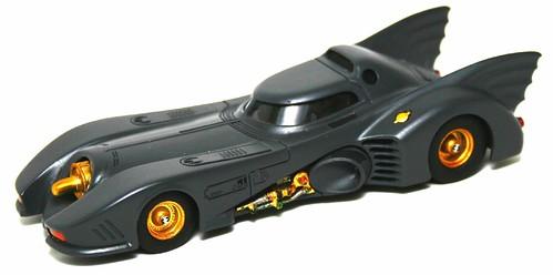 Mattel Batmobile 1-43