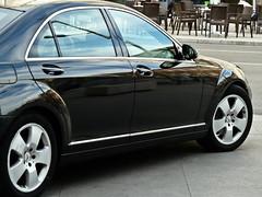 A Sense Of Arrival : Mercedes-Benz S-Class Limousine @ The Westin Palace Hotel, Plaza De Las Cortes 7, Madrid, Spain