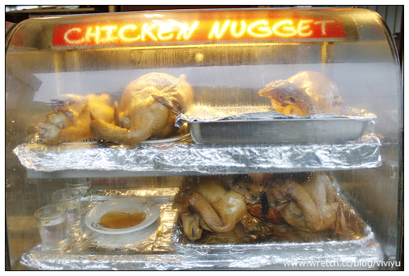 [石碇.美食]烏來台雞店烤雞~中途休息站 @VIVIYU小世界