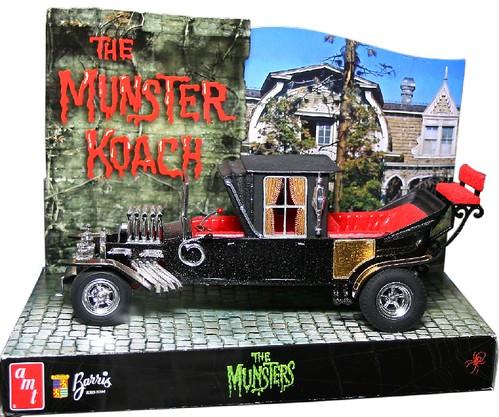 AMT Monster car