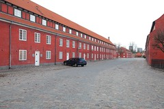buildings in Kastellet