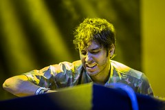 "Nicola Cruz - Sónar 2016 - Jueves - 3 - M63C8178 • <a style=""font-size:0.8em;"" href=""http://www.flickr.com/photos/10290099@N07/27114699174/"" target=""_blank"">View on Flickr</a>"