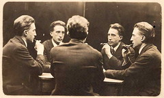 Five-Way Portrait of Marcel Duchamp (1917)