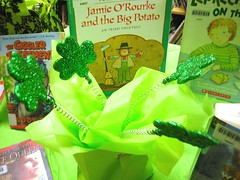 St. Patrick's Day 2012 Book Display