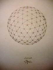Pentakis Sphere AA12