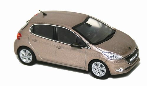Norev Peugeot 208 2012