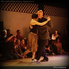 Brussels Tango Festival: Thursday