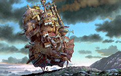 Howl's Moving Castle by D TAILOR