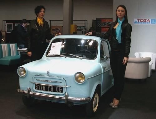Piaggio Vespa 400