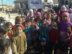 Syria Children of Freedom