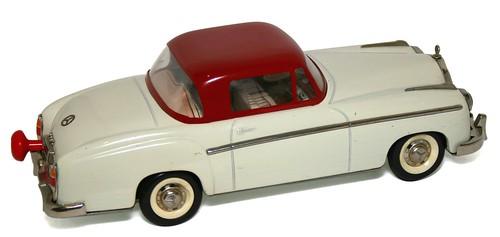 Schuco Rollfix Mercedes