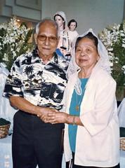Rosa Aguigui and Ignacio Reyes