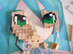 """Lego Miku 2 • <a style=""""font-size:0.8em;"""" href=""""http://www.flickr.com/photos/66379360@N02/13934802404/"""" target=""""_blank"""">View on Flickr</a>"""