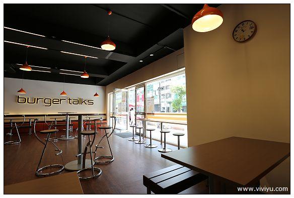 [三重.美食]burger talks 淘客漢堡~新鮮.好吃的速食漢堡 @VIVIYU小世界