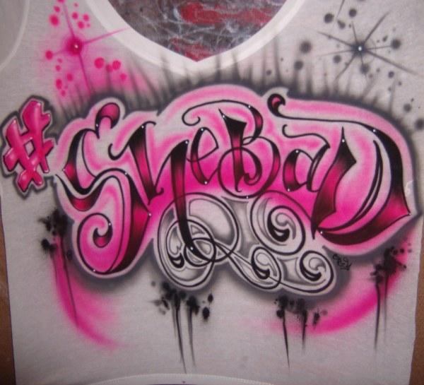 Graffiti Airbrush Shirts