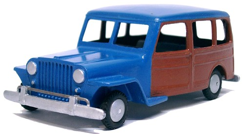 Mercury Jeep SW