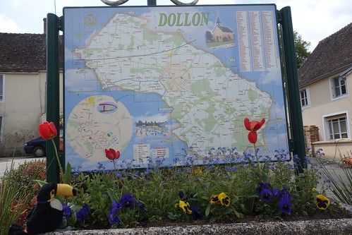 Petite ballade ensuite dans le village de Dollon